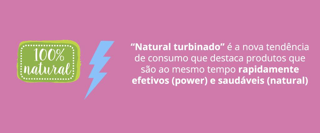 """""""Power Natural: vivendo intensamente, mas com saúde"""""""