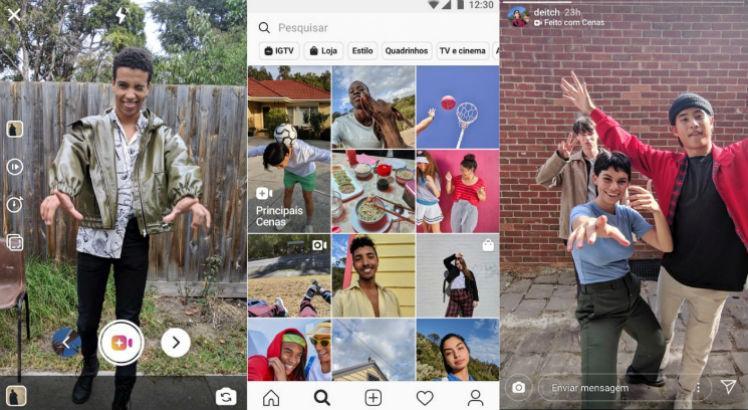 Instagram lança nova função para Stories