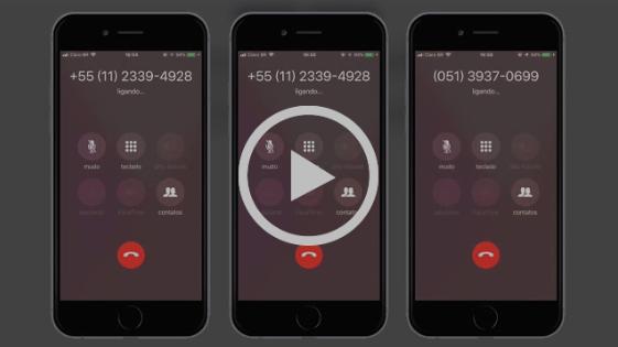 Como conectar seus canais sociais a uma central telefônica operada por inteligência artificial?