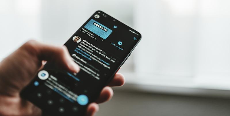 Em 2020 os usuários estiveram ainda mais presentes no Twitter